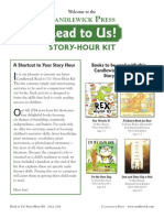 Read to Us Story Hour Kit - Fall 2014