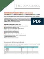Diplomas Superior Es Clac So 2014