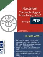 Naxalism Mumbai