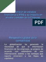 Impacto Ifrs 2011