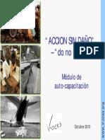 V-oces Modulo Accion Sin Dano - Do No Harm 10-2010