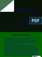 Presentacion de La Memoria USB