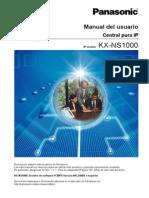 Manual Del Usuario Nueva Planta