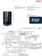 Nokia 305 306 RM-766 Schematics v1.0