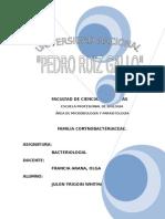 Familia Corynobacteriaceae