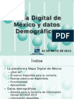 12 Mapa Digital Ciecas-ipn-Inegi Mexico