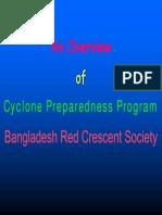 Cyclone Preparedness Program [CPP]