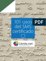 101 Usos Del SMS Certificado