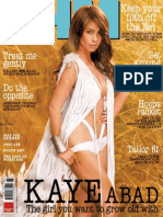 FHM Philippines March 2014 | Leisure