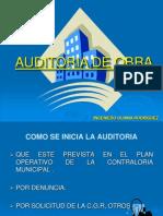 Guía Práctica Para La Auditoría de Obras