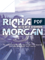 Altered Carbon by Richard Morgan Extract
