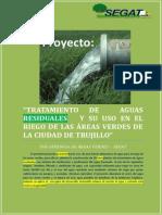 Proy Agua Residual- Alumnos UPN