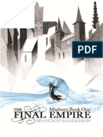 The Final Empire by Brandon Sanderson Extract