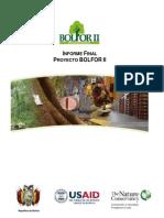 Bolfor II Final Report