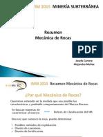 Ayudantia Clasificación Macizo Rocoso (2)