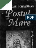 Alexander Schmemann - Postul cel Mare