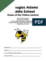 Handbook 2014-2015