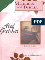 Libro Nº 7 - Mujeres de La Biblia 1 [Alef Guimel]