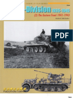 Panzer Division on the Eastern Front