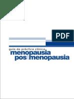 Guia de Menopausia