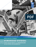 PNUD 2013 Humanidad Dividida