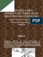 Condicoes Meio Ambiente Trabalho Indsstria Construcao 20100725