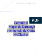 Capítulo 06 Mapas de Karnaugh y El Método de Quine McCluskey_1