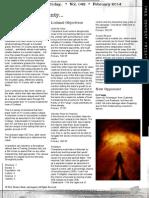 Outbreak Undead - FCF - Vol 042