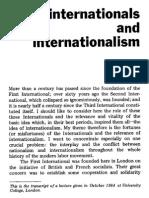 On Internationals and Internationalism - Isaac Deutscher