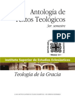 Antología de Textos Teológicos - Teologia de La Gracia
