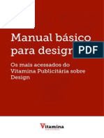 Manual Básico Para Designers