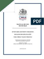 Manual de Uso de Fichas, OVU-2010