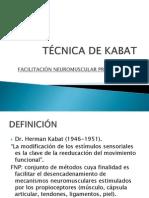 tcnicadekabat-120518091331-phpapp02
