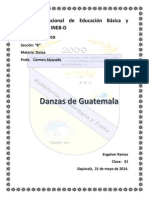 10 Danzas Guatemaltecas II