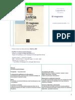 Magnesio-Ana Maria La Justicia