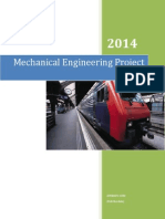 Mechanical Engineering Project Topics for Students