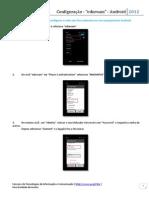 Eduroam Android Configuracao