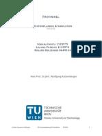 Systemplanung&Simulation_Protokoll Holzinger, Popescu, Ionita