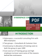 Xyberspace Consulting Presentation