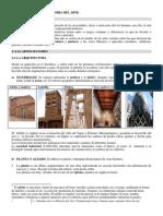 1. Introducción a La Historia Del Arte. Terminología Básica. Guiones Para Comentar Obras de Arte.