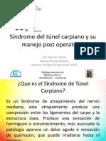 Presentación Taller STC