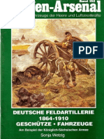 Waffen Arsenal - Band 152 - Deutsche Feldartillerie 1864-1910