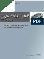 Audi A8 Running Gear