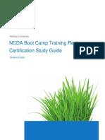 Ncda Cert Study Guide