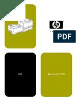 Manual Hp5100