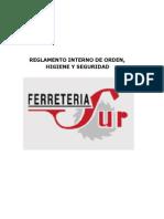 REGLAMENTO INTERNO FERRETERIA[1][1][1]
