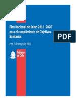 Estrategia Chile 2011