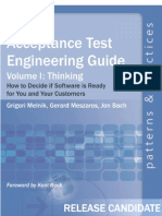 Acceptance Test Engineering Guide Vol I RC1 Full 102609