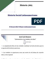 Historia Social Latinoamericana. Unidades 1 y 2