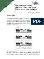 Método de Perforación Horizontal Dirigida